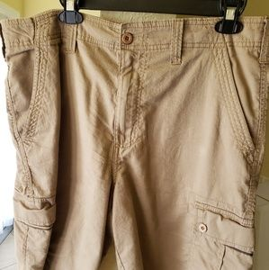 Beverly Hills polo club cargo shorts.